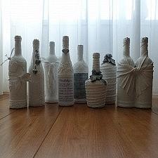 Decoratieve Flessen of Vazen